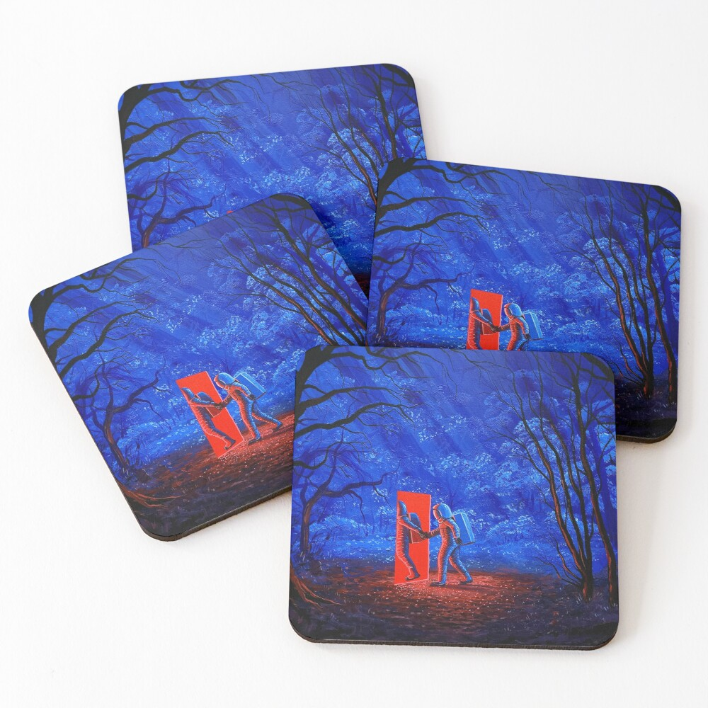 After You Coasters (Set of 4)