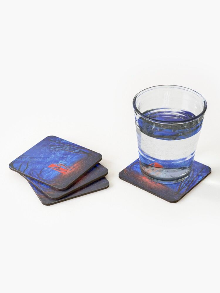 Alternate view of After You Coasters (Set of 4)