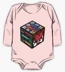 CUBE HARING One Piece - Long Sleeve