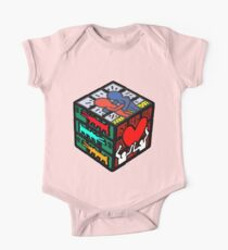 CUBE HARING One Piece - Short Sleeve