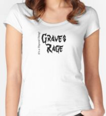 Graves Rages Women's Fitted Scoop T-Shirt