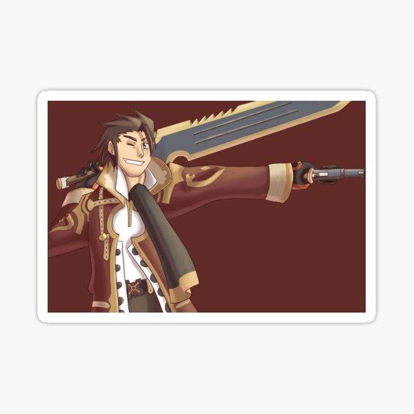 Tales of Xillia: Alvin Sticker