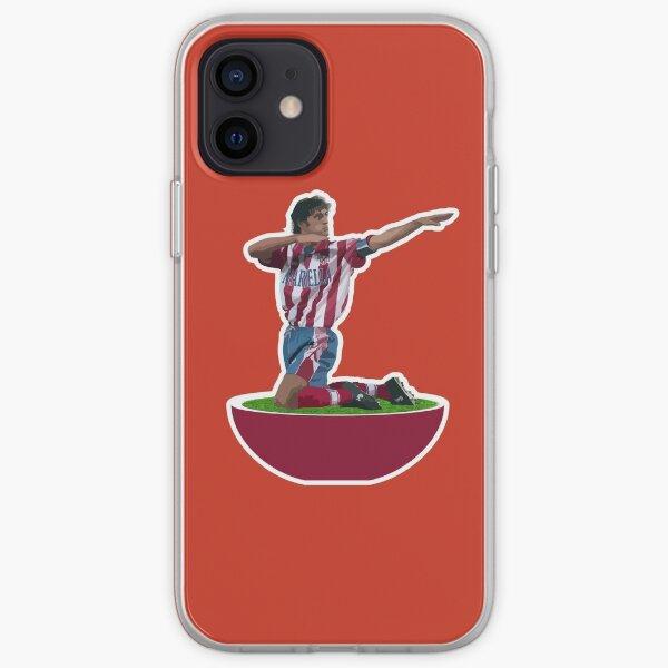 Kiko Narváez - Atlético de Madrid - Subbuteo Funda blanda para iPhone