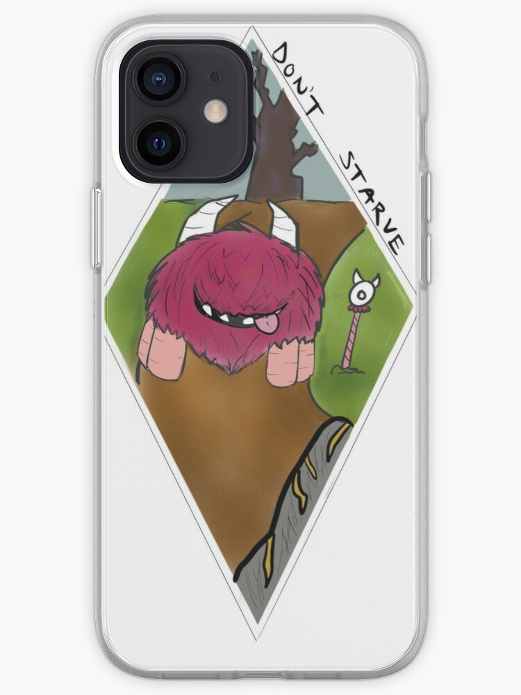 Don't Starve: Pink Chester   iPhone Case & Cover