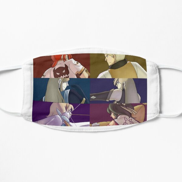 Tales of the Abyss Mask