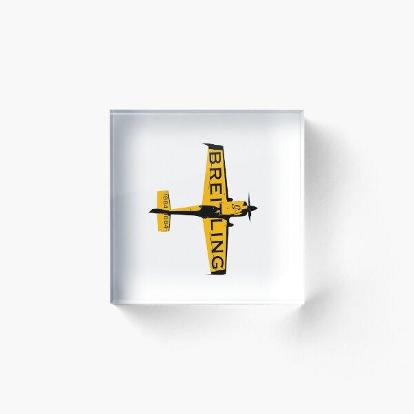 Breitling Plane Acrylic Block