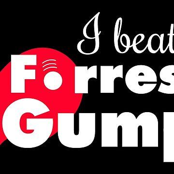 I beat Forrest Gump! by nektarinchen