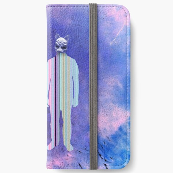 Hauntology iPhone Wallet