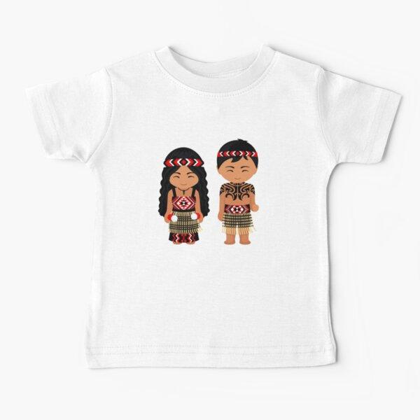 Maori Children Baby T-Shirt