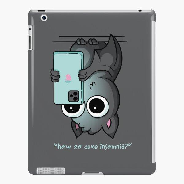How to Cure Insomnia Bat iPad Snap Case