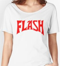 Flash Women's Relaxed Fit T-Shirt
