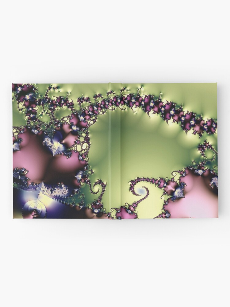 Alternate view of 20150429 Baroque No. 1D Hardcover Journal