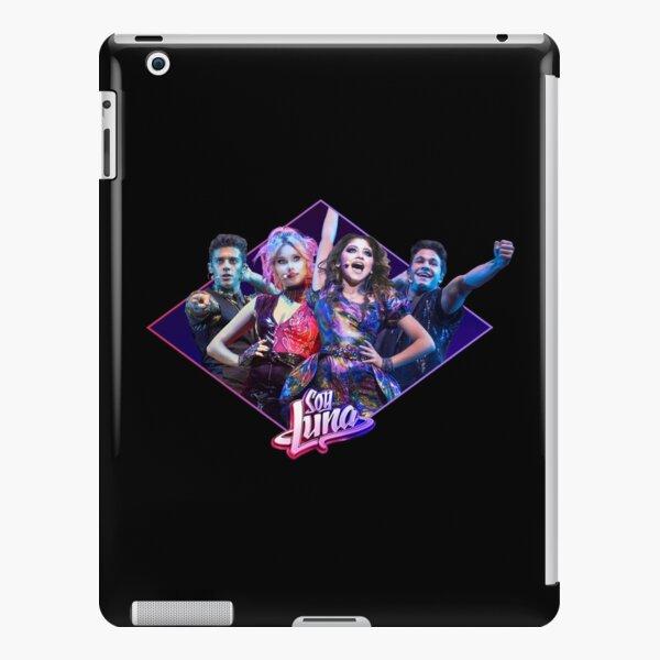 Soy Luna Elenco Funda rígida para iPad
