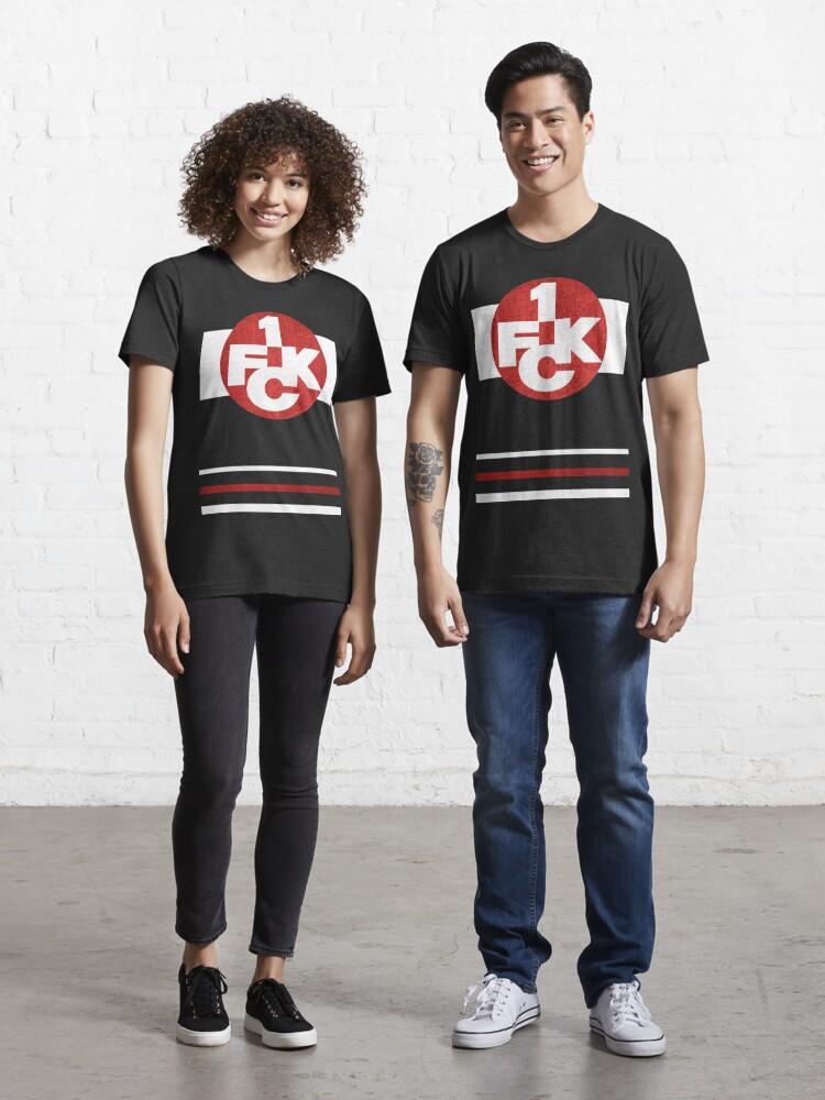 T-shirt-à va se battre Kaiserslautern et gagner football soccer Footbal