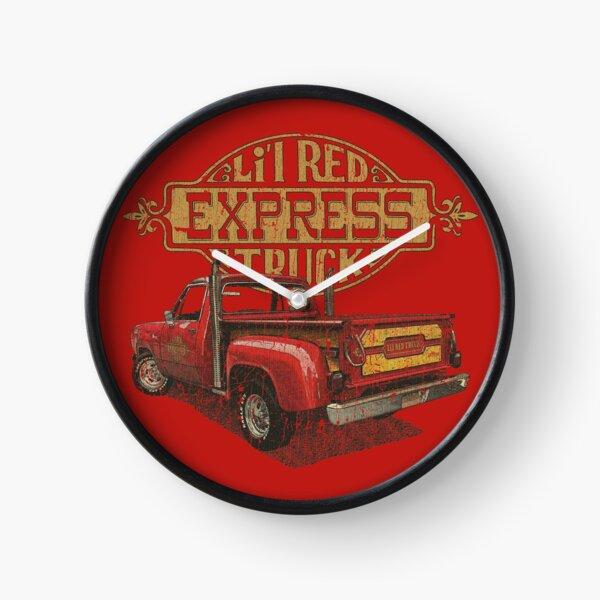 Lil' Red Express 1978 Clock