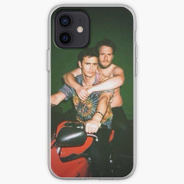 Seth Rogen and James Franco iPhone Soft Case
