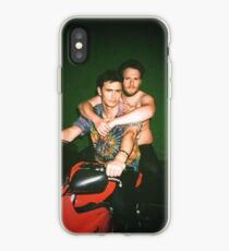 Seth Rogen and James Franco iPhone Case