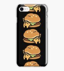 Neko Atsume - Burger cushion iPhone Case/Skin