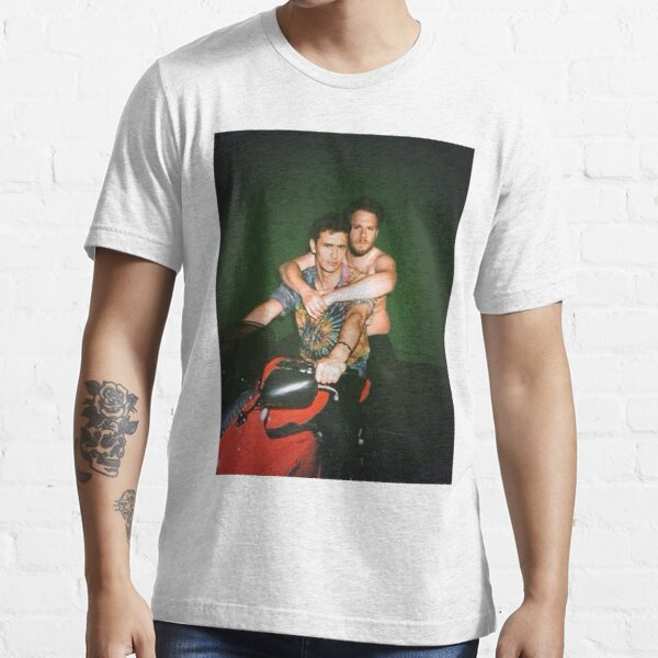Seth Rogen and James Franco Essential T-Shirt