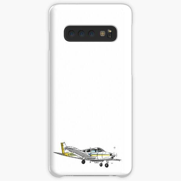 Beechcraft Musketeer N18990 Samsung Galaxy Snap Case