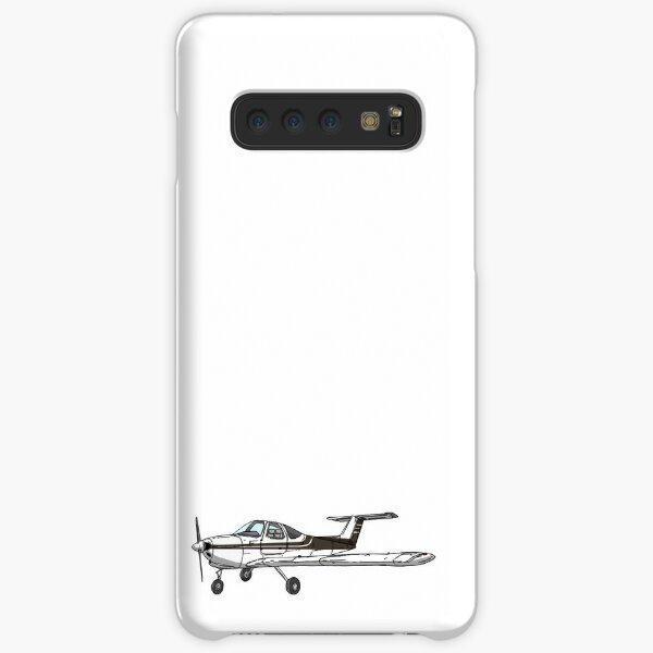 Beechcraft Skipper Brown Samsung Galaxy Snap Case