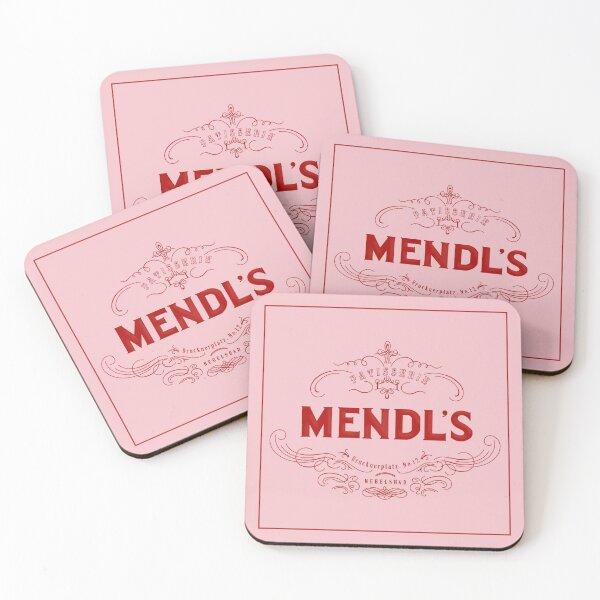 mendl's Dessous de verre (lot de 4)
