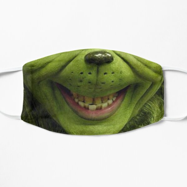 The Real Grinch  Mask