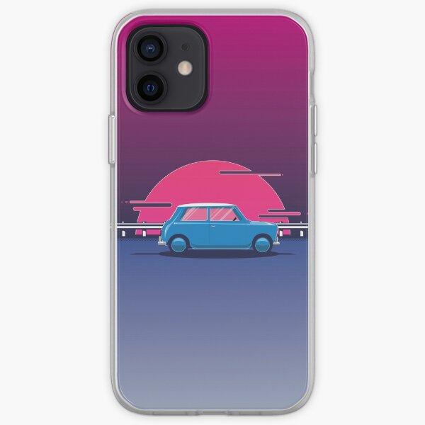 Austin Mini Cooper Coque souple iPhone