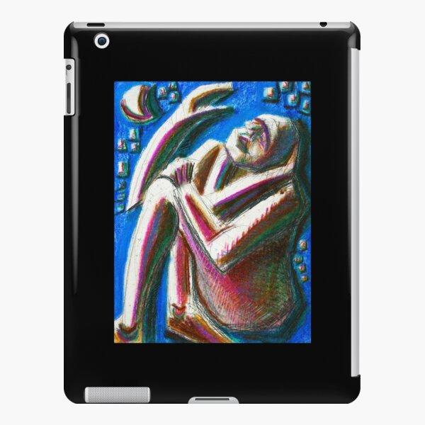 La Donna che Guarda la Luna. iPad Snap Case