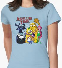 Asylum Time Women's Fitted T-Shirt