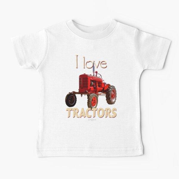 TractorFAGraphicTee_02 Baby T-Shirt