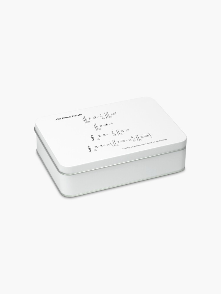Alternate view of Maxwell's equations, #Maxwells, #equations, #MaxwellsEquations, Maxwell, equation, MaxwellEquations, #Physics, Electricity, Electrodynamics, Electromagnetism Jigsaw Puzzle