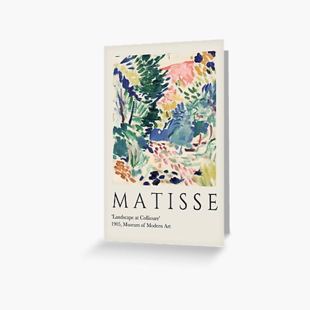 Matisse Landschaft bei Collioure