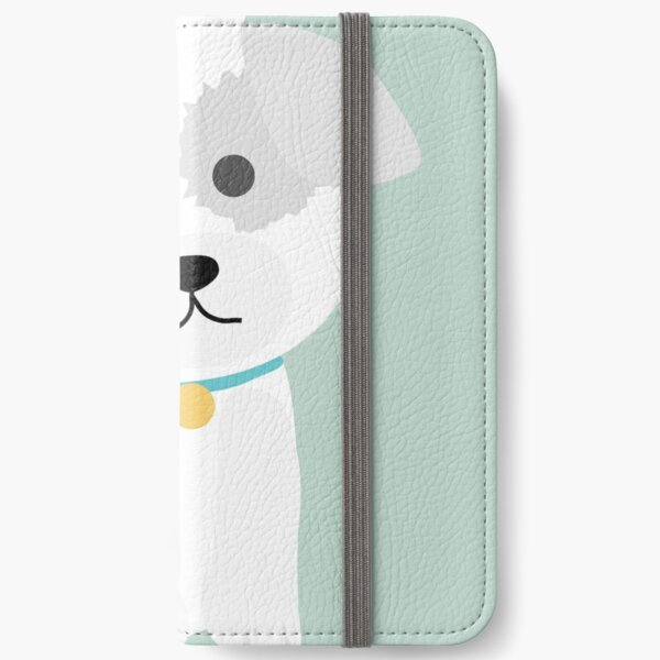 Cute Doggy iPhone Wallet