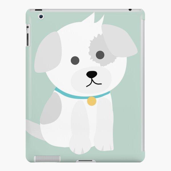 Cute Doggy iPad Snap Case