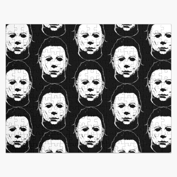 Michael Myers T-ShirtThe Shape Jigsaw Puzzle