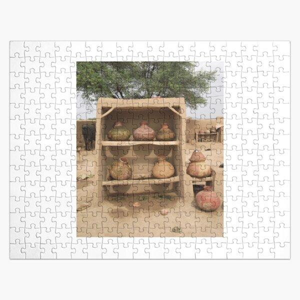 Rural area Village home landscape   Jigsaw Puzzle