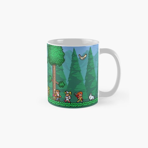 Terraria - Indie Game Classic Mug