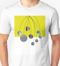 Cascading Orbits (Yellow) T-Shirt