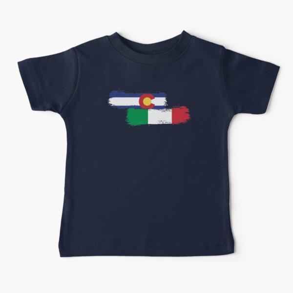 Colorado Italian Pride Paint Baby T-Shirt