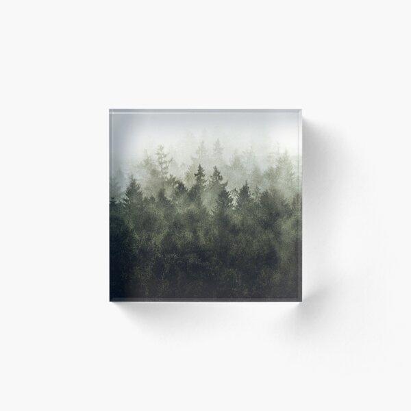 The Heart Of My Heart // Green Mountain Edit Acrylic Block