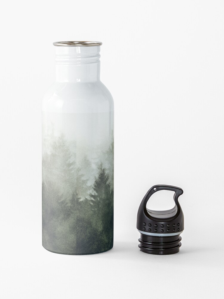 Alternate view of The Heart Of My Heart // Green Mountain Edit Water Bottle
