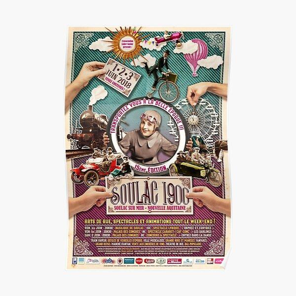 Soulac 1900 - 15ème édition - 2018 Poster