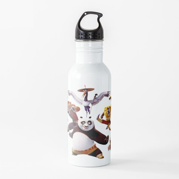 Kung Fu  Panda Team Fighter Water Bottle