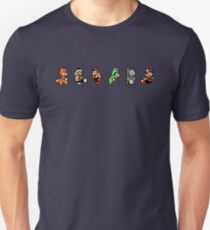 Mario 6 Slim Fit T-Shirt