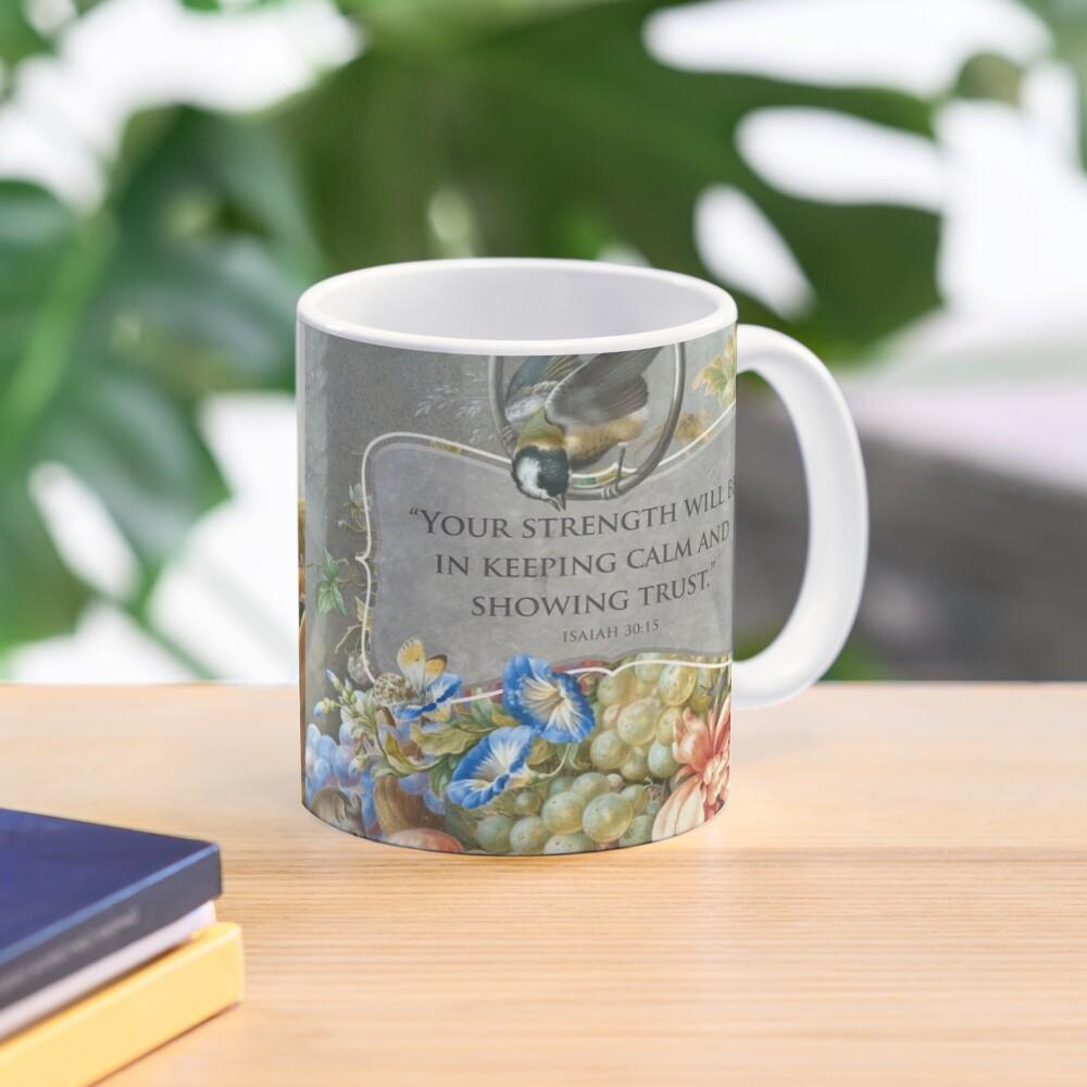 2021 YEARTEXT (Fruits and Flowers) Mug