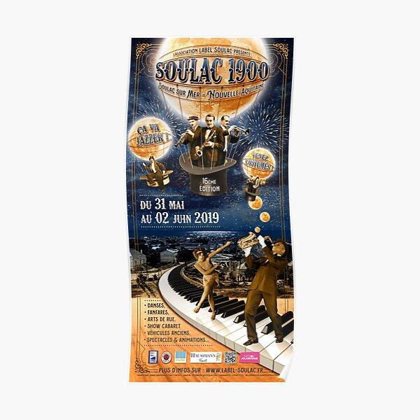 Soulac 1900 - 16ème édition - 2019 Poster
