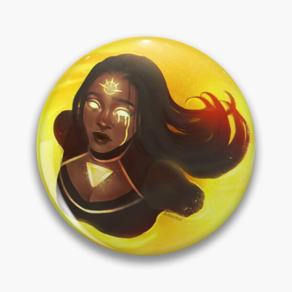 Witchtober: Sun Pin