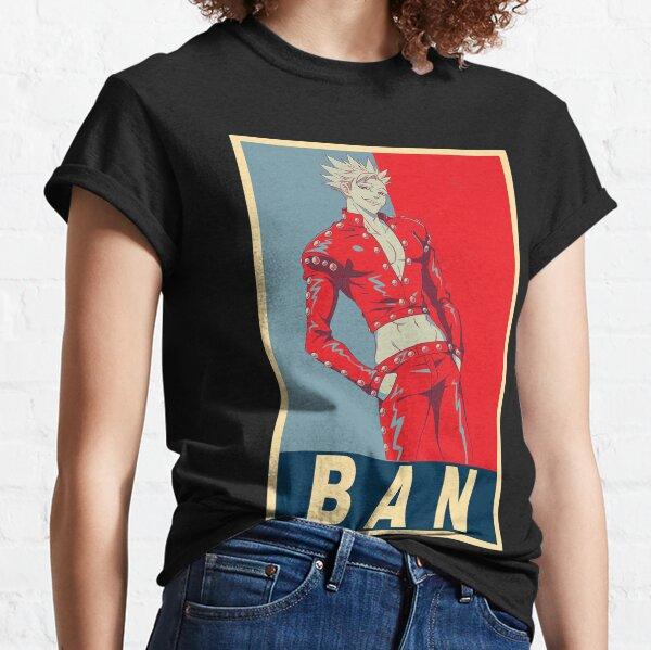 Prohibir - Póster Camiseta clásica