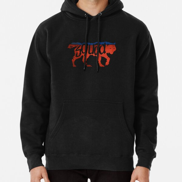Wolf Squad - Life is Stange 2 Pullover Hoodie
